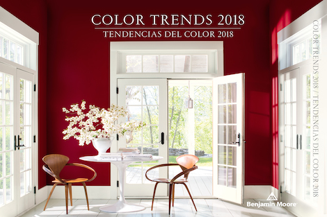 2017 Colour Trends And Colour Of The Year.  Our Colour of the Year, Caliente, is strong, radiant and full of energy
